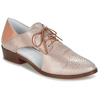 kengät Naiset Derby-kengät Regard RELAFU Vaaleanpunainen