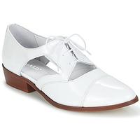 kengät Naiset Derby-kengät Regard RELAX White
