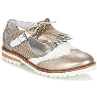 kengät Naiset Derby-kengät Regard RETAZO Pronssi