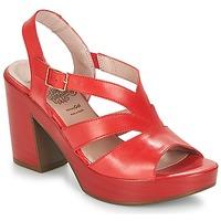 kengät Naiset Sandaalit ja avokkaat Wonders JOPERJO Red