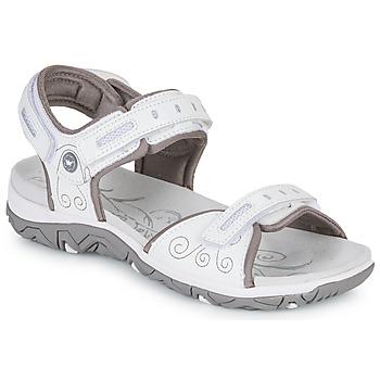 kengät Naiset Urheilusandaalit Allrounder by Mephisto LAGOONA White