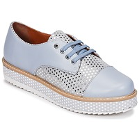 kengät Naiset Derby-kengät Cristofoli FILIPY Sininen