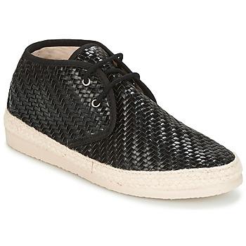 kengät Naiset Espadrillot Ippon Vintage SMILE-DRESSCOD Black