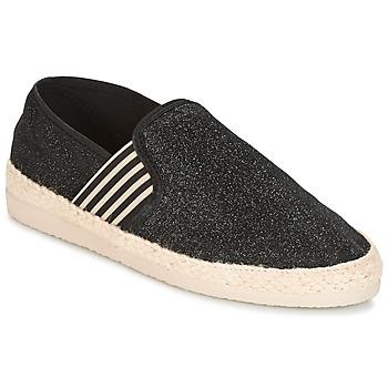 kengät Naiset Espadrillot Ippon Vintage SMILE-DRESSNAVY Black