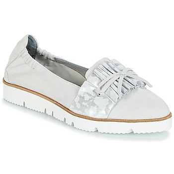 kengät Naiset Mokkasiinit Mam'Zelle ASELIN Grey