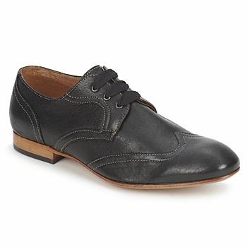 kengät Naiset Derby-kengät Hudson LITA Black