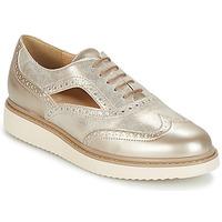 kengät Naiset Derby-kengät Geox THYMAR A Beige / Taupe