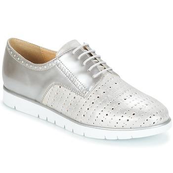 kengät Naiset Derby-kengät Geox KOOKEAN Hopea