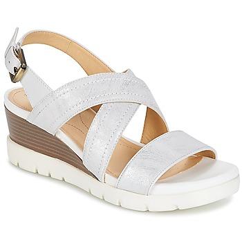 kengät Naiset Sandaalit ja avokkaat Geox MARYKARMEN P.B White