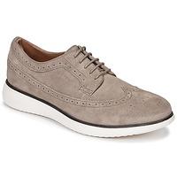 kengät Miehet Derby-kengät Geox WINFRED C Taupe