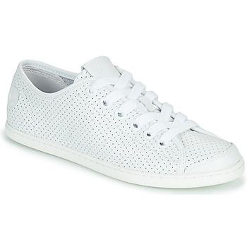 kengät Naiset Matalavartiset tennarit Camper UNO0 White