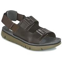 kengät Miehet Sandaalit ja avokkaat Camper ORUGA SANDAL Brown