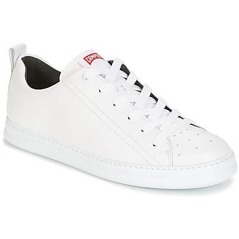 kengät Miehet Matalavartiset tennarit Camper RUNNER 4 White