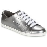 kengät Naiset Matalavartiset tennarit Camper TWS Argenté