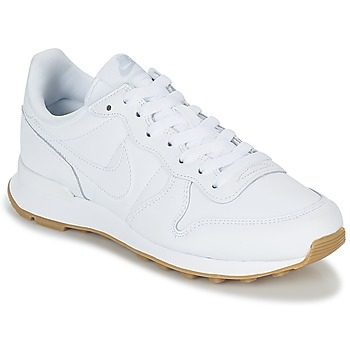 kengät Naiset Matalavartiset tennarit Nike INTERNATIONALIST W White
