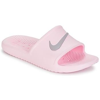 kengät Naiset Rantasandaalit Nike KAWA SHOWER SANDAL W Pink / Grey