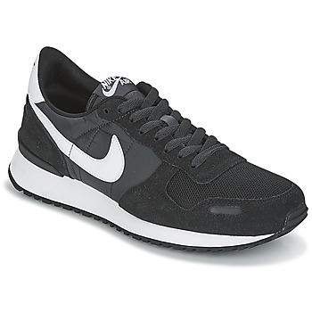 kengät Miehet Matalavartiset tennarit Nike AIR VORTEX Black / White