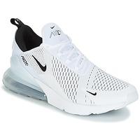 kengät Miehet Matalavartiset tennarit Nike AIR MAX 270 White / Black