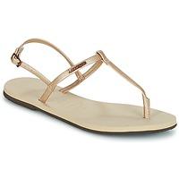 kengät Naiset Sandaalit ja avokkaat Havaianas YOU RIVIERA Beige