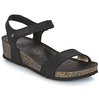 kengät Naiset Sandaalit ja avokkaat Panama Jack CAPRI Musta