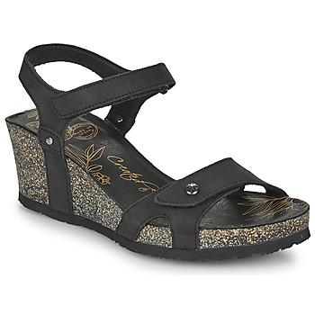 kengät Naiset Sandaalit ja avokkaat Panama Jack JULIA Musta