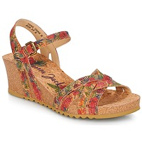 kengät Naiset Sandaalit ja avokkaat Panama Jack VERA Red