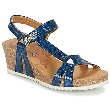 kengät Naiset Sandaalit ja avokkaat Panama Jack VIOLETTA Laivastonsininen