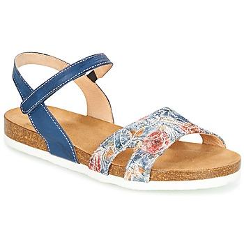 kengät Naiset Sandaalit ja avokkaat Think ZIFUDEKE Blue