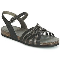 kengät Naiset Sandaalit ja avokkaat Think CLARA Musta