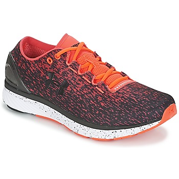 kengät Miehet Juoksukengät / Trail-kengät Under Armour BANDIT Pink / Black