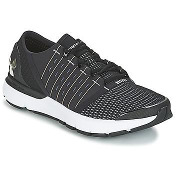 kengät Miehet Juoksukengät / Trail-kengät Under Armour SPEEDFORM EUROPA Black / Grey
