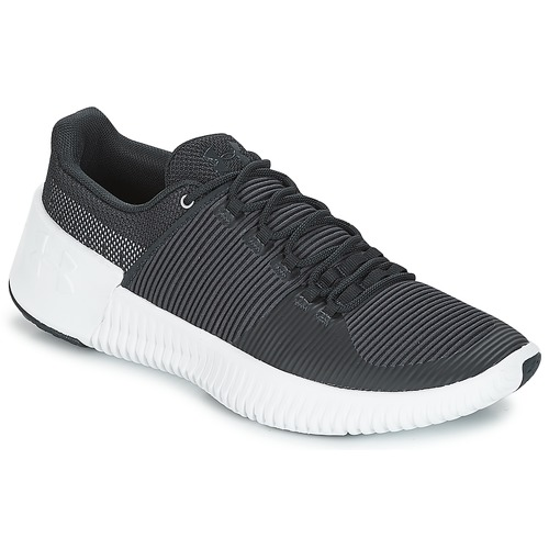 kengät Miehet Fitness / Training Under Armour UA Ultimate Speed Anthracite / White