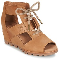 kengät Naiset Sandaalit ja avokkaat Sorel JOANIE™ LACE Brown