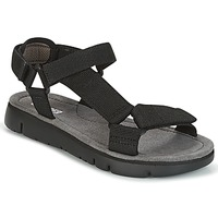kengät Naiset Sandaalit ja avokkaat Camper ORUGA SANDAL Black