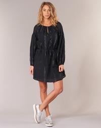 vaatteet Naiset Lyhyt mekko Scotch & Soda DRAGUO Black