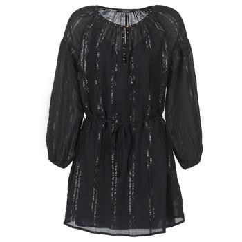 vaatteet Naiset Lyhyt mekko Maison Scotch DRAGUO Black