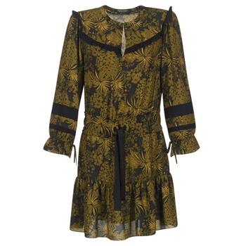 vaatteet Naiset Lyhyt mekko Maison Scotch NOONPL Kaki