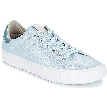 kengät Naiset Matalavartiset tennarit Victoria DEPORTIVO LUREX Blue