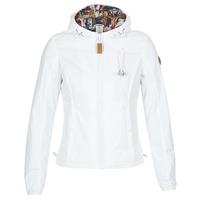 vaatteet Naiset Tuulitakit 80DB Original KALIX White