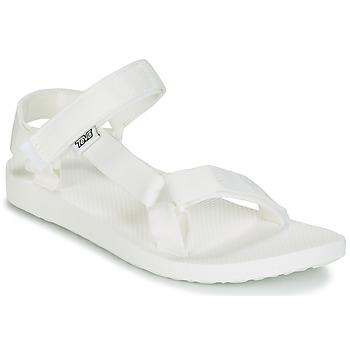 kengät Naiset Sandaalit ja avokkaat Teva ORIGINAL UNIVERSAL White