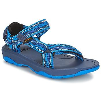 kengät Pojat Urheilusandaalit Teva HURRICANE XLT 2 Blue