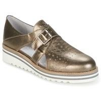 kengät Naiset Derby-kengät Philippe Morvan DISCO Bronze
