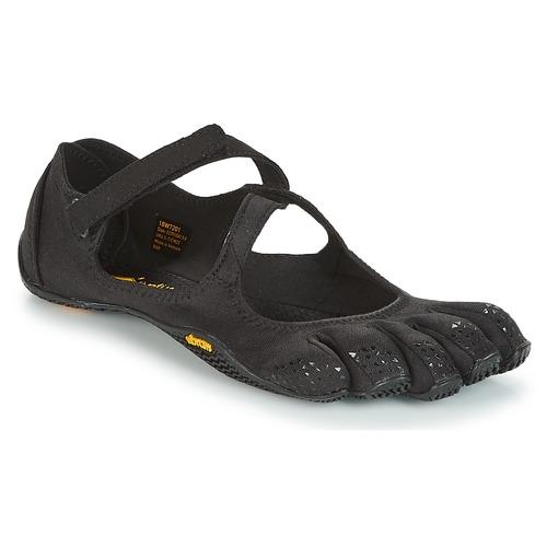 kengät Naiset Juoksukengät / Trail-kengät Vibram Fivefingers V-SOUL Black
