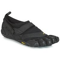 kengät Naiset Vesiurheilukengät Vibram Fivefingers V-AQUA Musta