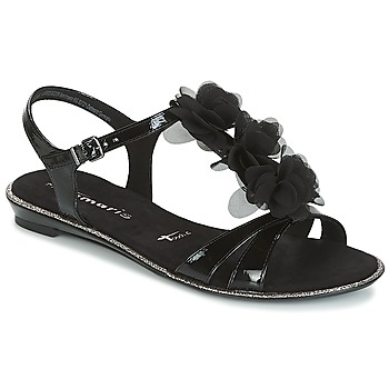 kengät Naiset Sandaalit ja avokkaat Tamaris GACAPI Black