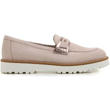 kengät Naiset Mokkasiinit Hogan HXW2590W9301SG0PX1 Rosa chiaro