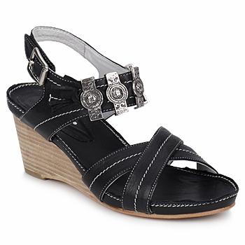 kengät Naiset Sandaalit ja avokkaat Regard REDAPI Black