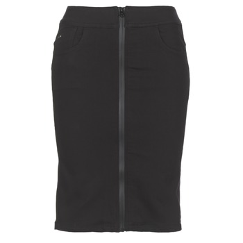 vaatteet Naiset Hame G-Star Raw LYNN LUNAR HIGH SLIM SKIRT Black