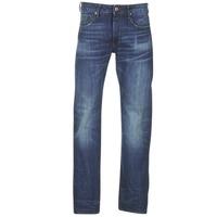 vaatteet Miehet Suorat farkut G-Star Raw 3301 STRAIGHT Sininen