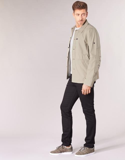 G-star Raw Rackam Overshirt Beige - Ilmainen Toimitus- Vaatteet Pusakka Miehet 114